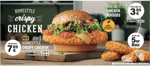 Bild Nummer 2 in McDonald's Jan Herbolsheimer advertising